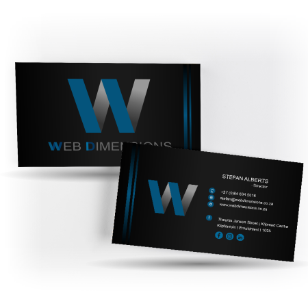 BUSINESS CARD 1234